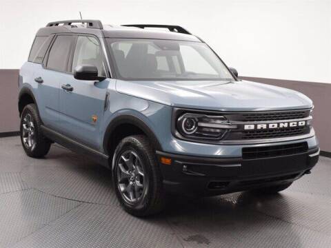 2021 Ford Bronco Sport for sale at Hickory Used Car Superstore in Hickory NC