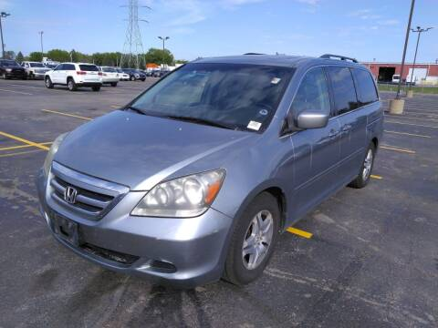 2006 Honda Odyssey for sale at Steve's Auto Sales in Madison WI