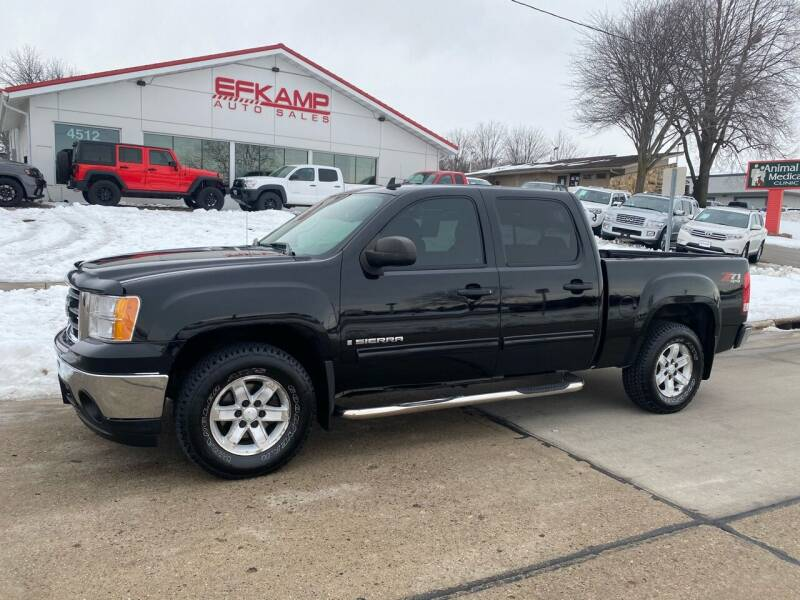 2008 GMC Sierra 1500 for sale at Efkamp Auto Sales LLC in Des Moines IA