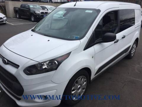 2015 Ford Transit Connect Cargo for sale at J & M Automotive in Naugatuck CT
