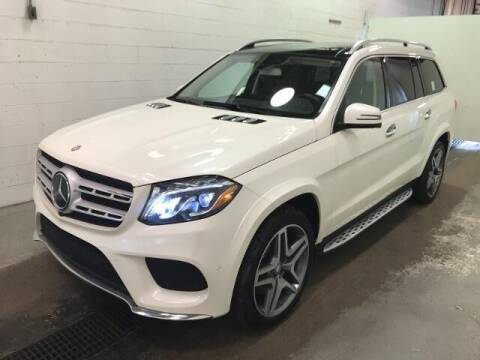 2017 Mercedes-Benz GLS for sale at SILVER ARROW AUTO SALES CORPORATION in Newark NJ
