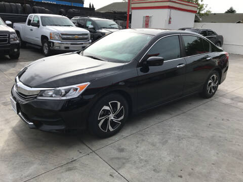 2017 Honda Accord for sale at Auto Emporium in Wilmington CA