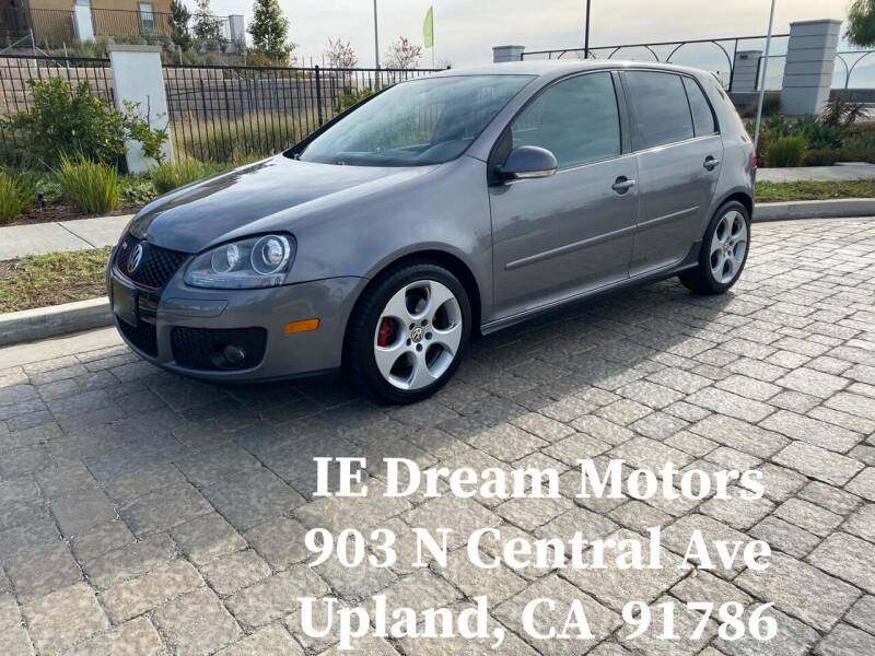 2009 Volkswagen GTI for sale at IE Dream Motors-Upland in Upland CA
