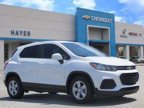 2020 Chevrolet Trax for sale at HAYES CHEVROLET Buick GMC Cadillac Inc in Alto GA