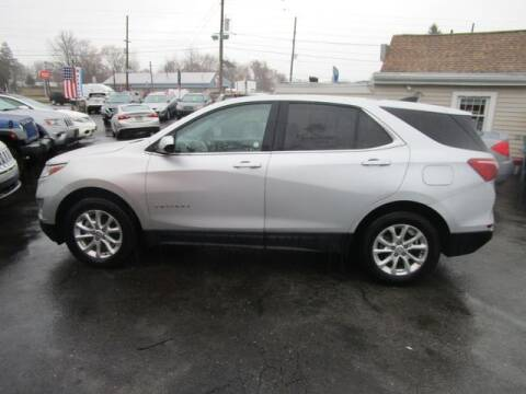 2019 Chevrolet Equinox for sale at American Auto Group Now in Maple Shade NJ