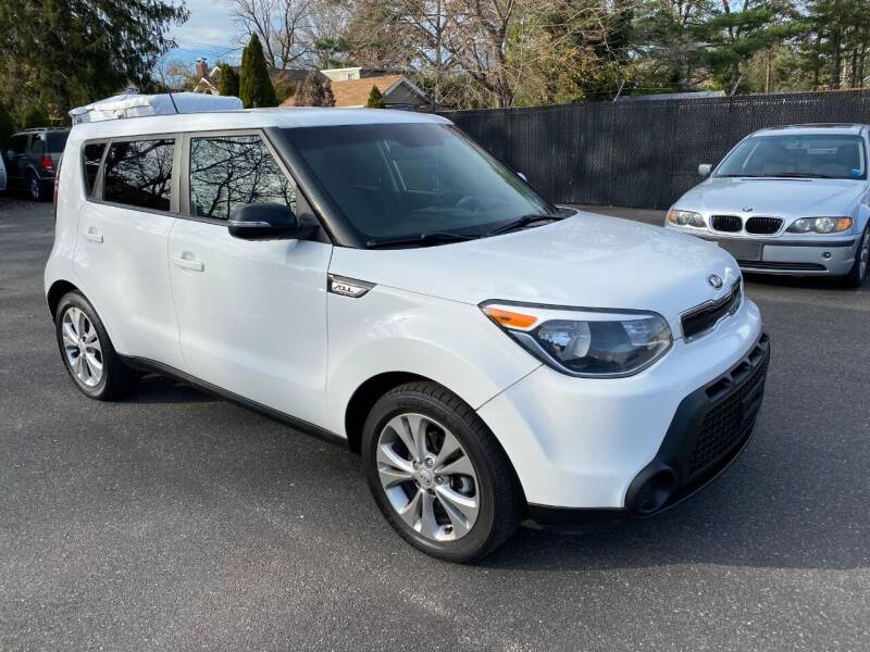2014 Kia Soul for sale at QUALITY AUTO SALES OF NEW YORK in Medford NY