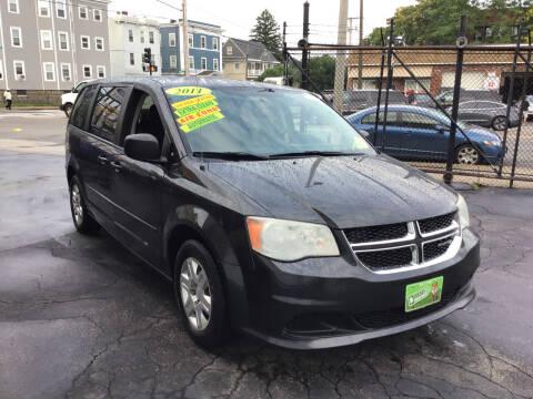 2011 Dodge Grand Caravan for sale at Adams Street Motor Company LLC in Boston MA