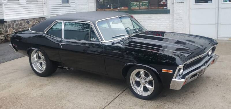 1972 Chevrolet Nova for sale at Carroll Street Auto in Manchester NH