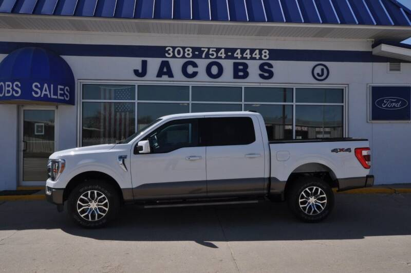 2021 Ford F-150 for sale at Jacobs Ford in Saint Paul NE
