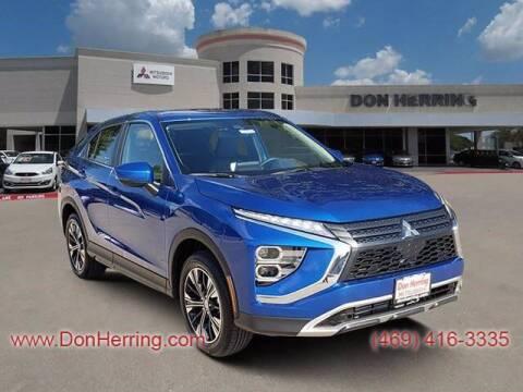 2022 Mitsubishi Eclipse Cross for sale at Don Herring Mitsubishi in Plano TX