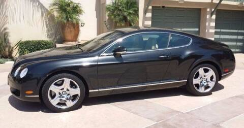 2005 Bentley Continental for sale at Haggle Me Classics in Hobart IN