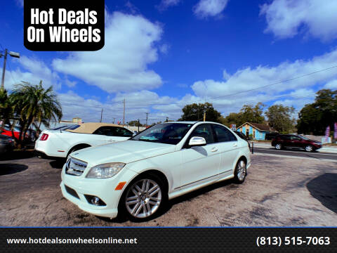 2008 Mercedes-Benz C-Class for sale at Hot Deals On Wheels in Tampa FL