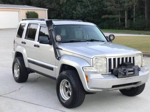 2008 Jeep Liberty for sale at Two Brothers Auto Sales in Loganville GA