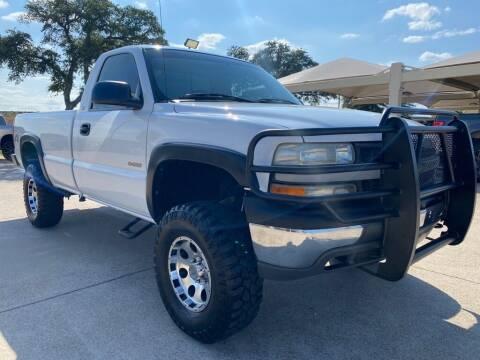 2000 Chevrolet Silverado 1500 for sale at Thornhill Motor Company in Hudson Oaks, TX