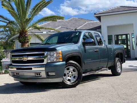 2011 Chevrolet Silverado 1500 for sale at Citywide Auto Group LLC in Pompano Beach FL