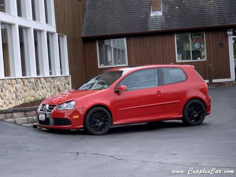2008 Volkswagen R32 for sale at Cupples Car Company in Belmont NH