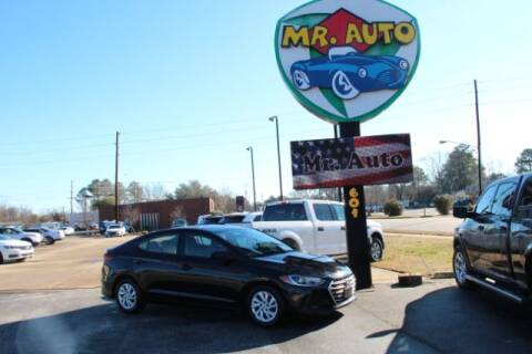2017 Hyundai Elantra for sale at MR AUTO in Elizabeth City NC