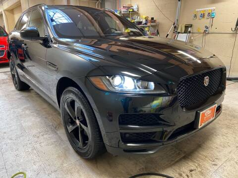 2018 Jaguar F-PACE for sale at TOP SHELF AUTOMOTIVE in Newark NJ