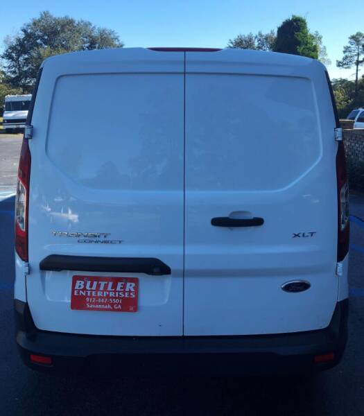 2015 Ford Transit Connect Cargo XLT 4dr LWB Cargo Mini-Van w/Rear Cargo Doors - Savannah GA