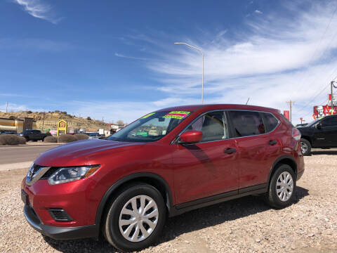2016 Nissan Rogue for sale at 1st Quality Motors LLC in Gallup NM