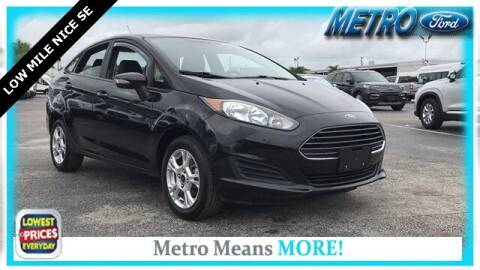 2015 Ford Fiesta for sale at Your First Vehicle in Miami FL