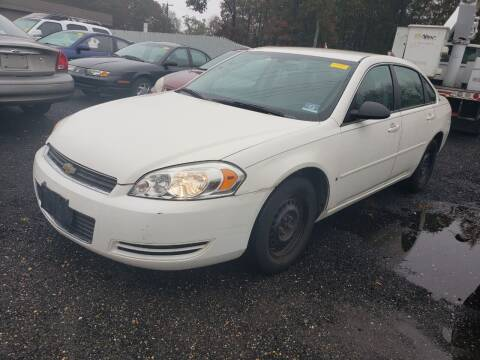 2008 Chevrolet Impala for sale at CRS 1 LLC in Lakewood NJ