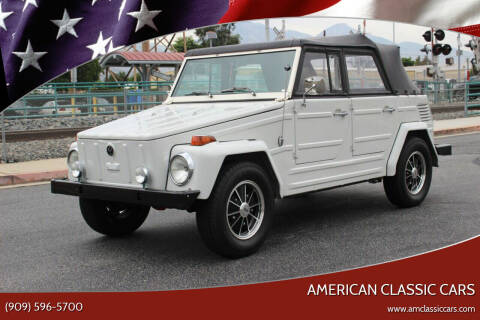 1973 Volkswagen Thing for sale at American Classic Cars in La Verne CA
