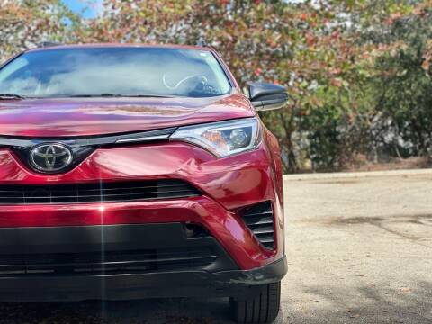 2018 Toyota RAV4 for sale at HIGH PERFORMANCE MOTORS in Hollywood FL
