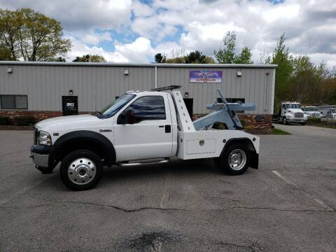 2007 Ford F-450 for sale at GRS Auto Sales and GRS Recovery in Hampstead NH