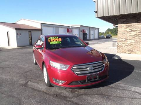 2014 Ford Taurus for sale at Dietsch Sales & Svc Inc in Edgerton OH