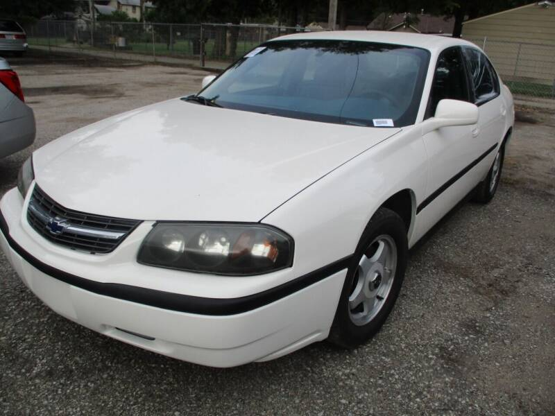 2004 Chevrolet Impala for sale at Dons Carz in Topeka KS