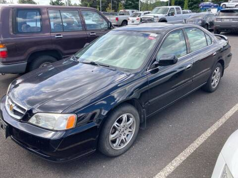 2000 Acura TL for sale at Blue Line Auto Group in Portland OR