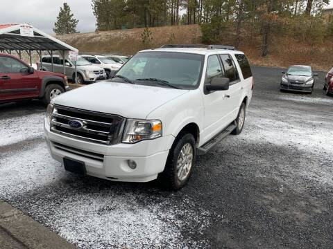 2012 Ford Expedition for sale at CARLSON'S USED CARS in Troy ID