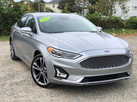 2020 Ford Fusion for sale at Best Cars Auto Sales in Everett MA