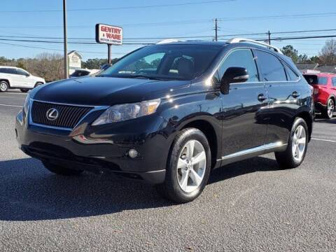2010 Lexus RX 350 for sale at Gentry & Ware Motor Co. in Opelika AL