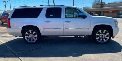 2011 Chevrolet Suburban for sale at Bobby Lafleur Auto Sales in Lake Charles LA