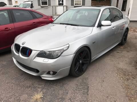 2004 BMW 5 Series for sale at Alpha Motors in Scranton PA