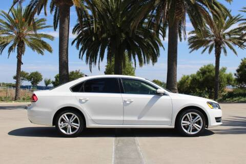 2014 Volkswagen Passat for sale at Miramar Sport Cars in San Diego CA