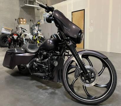 2017 Harley Davidson Street Glide for sale at Platinum Motors in Portland OR
