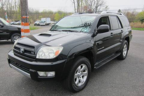 2004 Toyota 4Runner for sale at K & R Auto Sales,Inc in Quakertown PA