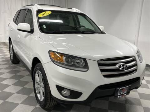 2012 Hyundai Santa Fe for sale at Mr. Car LLC in Brentwood MD
