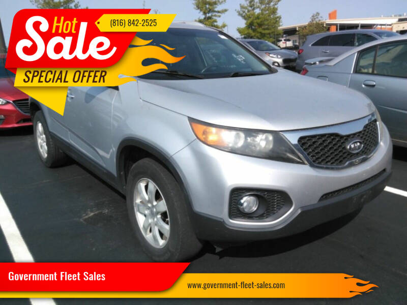 2011 Kia Sorento for sale at Government Fleet Sales in Kansas City MO