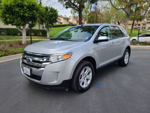 2014 Ford Edge for sale at E MOTORCARS in Fullerton CA