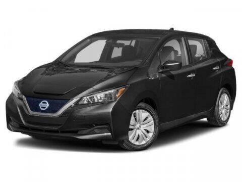 2022 Nissan LEAF for sale at Hanlees Davis Nissan Chevrolet in Davis CA