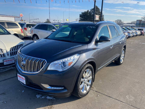 2013 Buick Enclave for sale at De Anda Auto Sales in South Sioux City NE