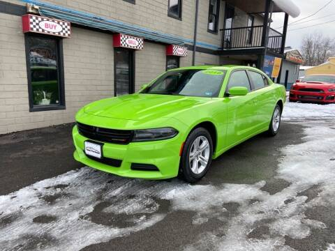 2019 Dodge Charger for sale at Sisson Pre-Owned in Uniontown PA