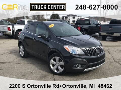 2016 Buick Encore for sale at Carite Truck Center in Ortonville MI