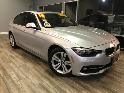 2016 BMW 3 Series for sale at Golden State Auto Inc. in Rancho Cordova CA