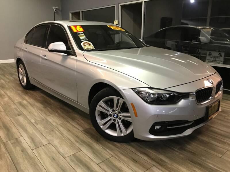 2016 BMW 3 Series for sale at Golden State Auto Inc. in Rancho Cordova CA