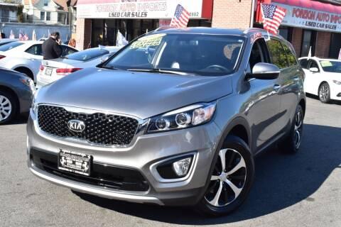 2017 Kia Sorento for sale at Foreign Auto Imports in Irvington NJ